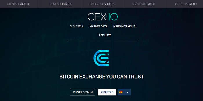mejores sitios para comprar Bitcoin 2019