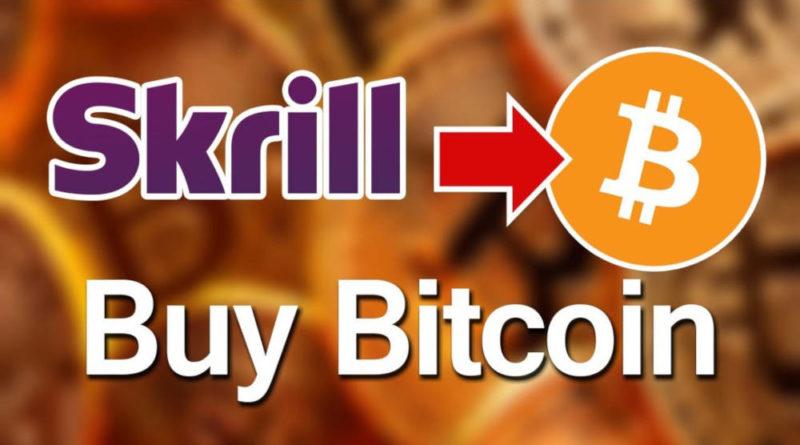 Cómo comprar Bitcoin con Skrill