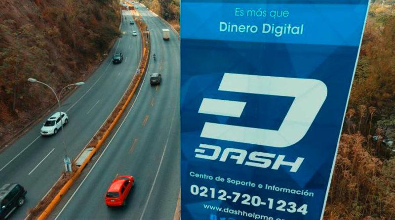 El Dash en Venezuela como alternativa ante la hiperinflación
