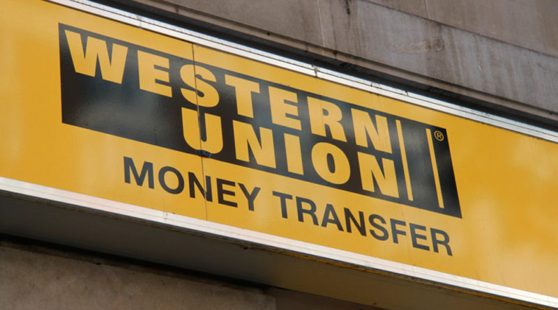 Western Union y las criptomonedas como medio de pago