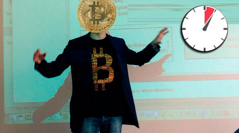 La 1:00 UTC es la hora más volátil para el Bitcoin