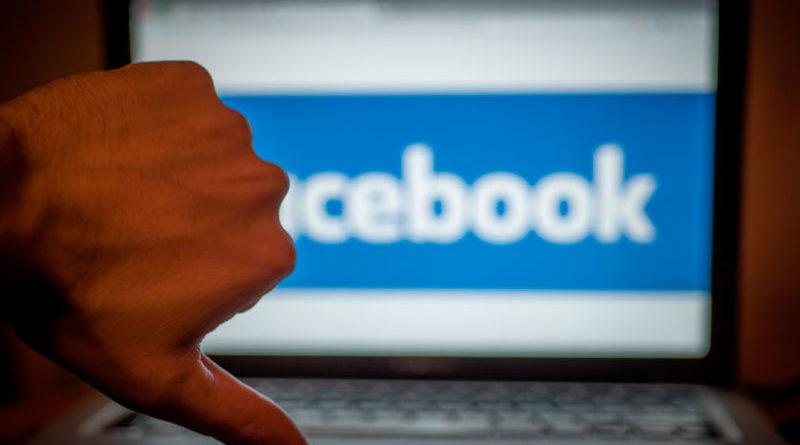 Facebook sigue siendo culpado por caída del precio del Bitcoin