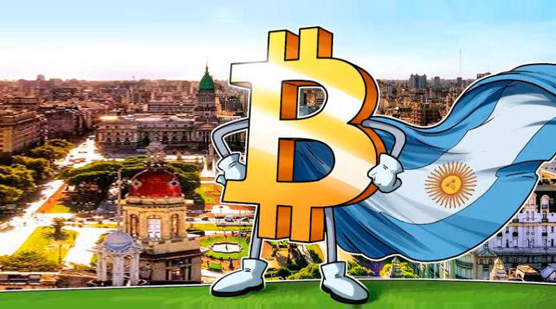 Demanda de Bitcoin crece en Argentina ante las restricciones del dólar