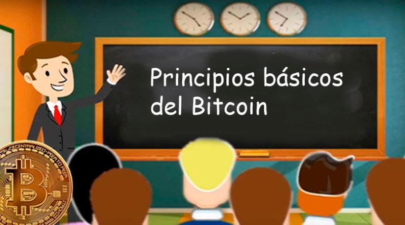 Principios básicos del Bitcoin