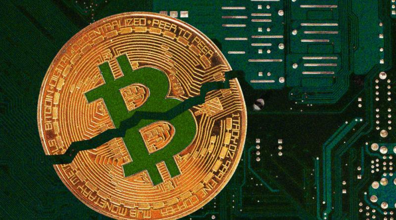 Qué es el Bitcoin halving