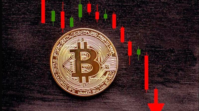 ¿Por qué el Bitcoin acaba de caer por debajo de los 6900 dólares?