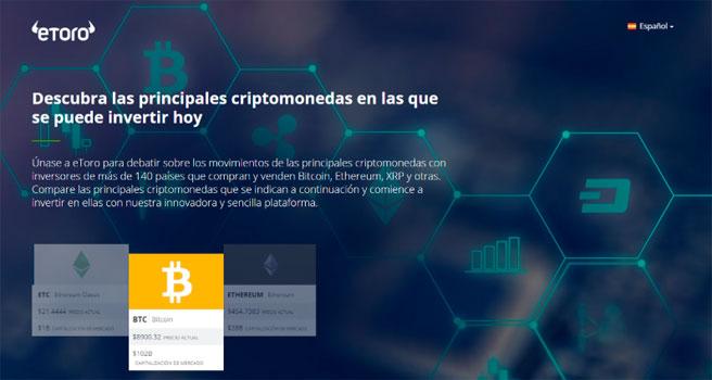 comprar bitcoin con paypal en etoro