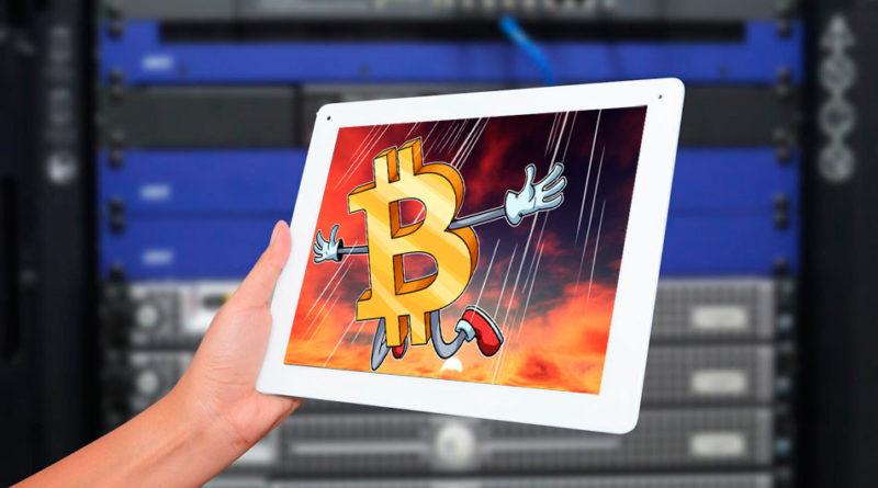 El Bitcoin cayó a 6800 $, razones por las que el precio podría rebotar