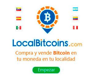Comprar Bitcoins sin tarjeta de credito