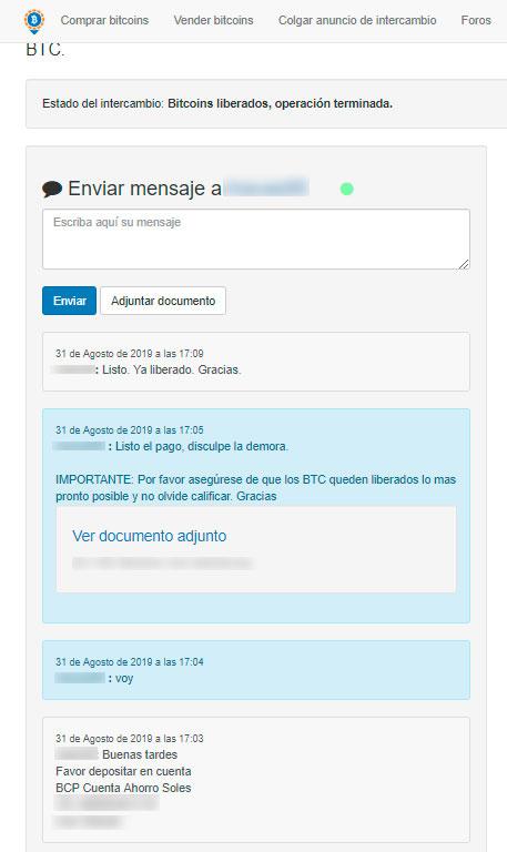 Cómo enviar dinero a Venezuela usando Bitcoin
