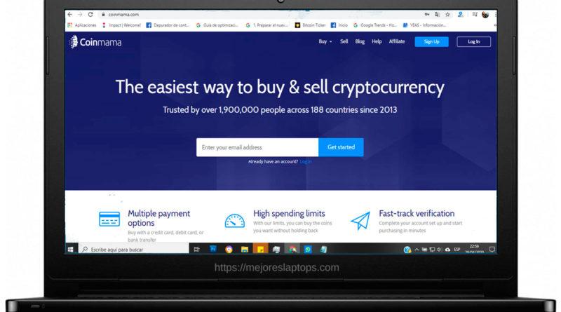 Cómo usar el exchange de criptomonedas Coinmama