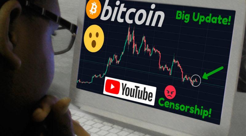 Actualizacion del algoritmo de Google Google censura al Bitcoin