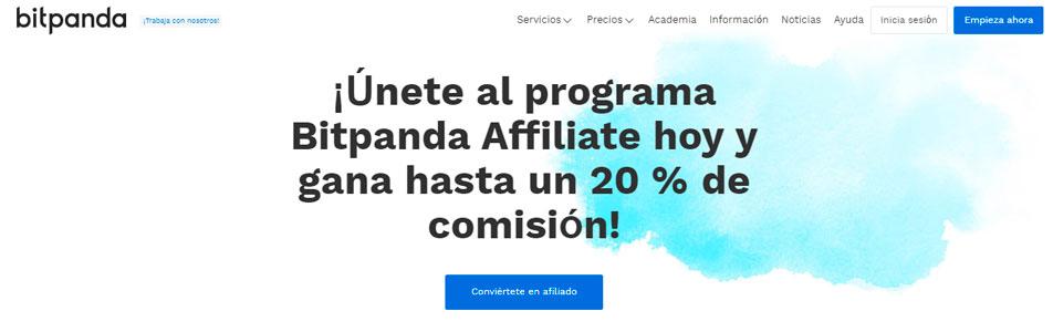 ganar euros gratis con programa de afiliados