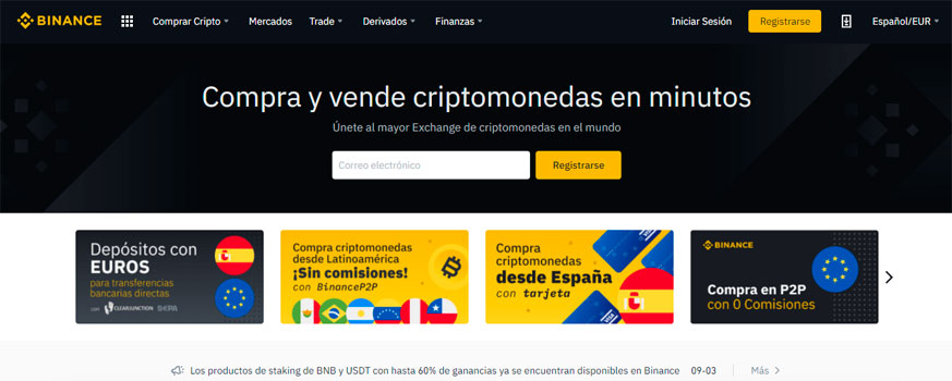 Biance es uno de los mejores exchanges para trading de criptomonedas