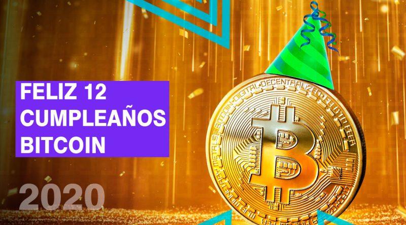 Feliz cumpleaños Bitcoin, el white paper de Bitcoin cumple 12 años