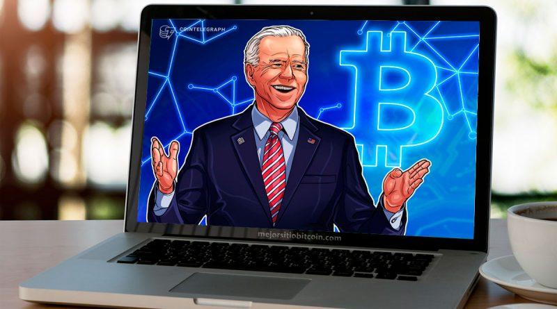 El plan de Biden y el Bitcoin, los Bitcoiners 'Blue Wave' lo vieron venir