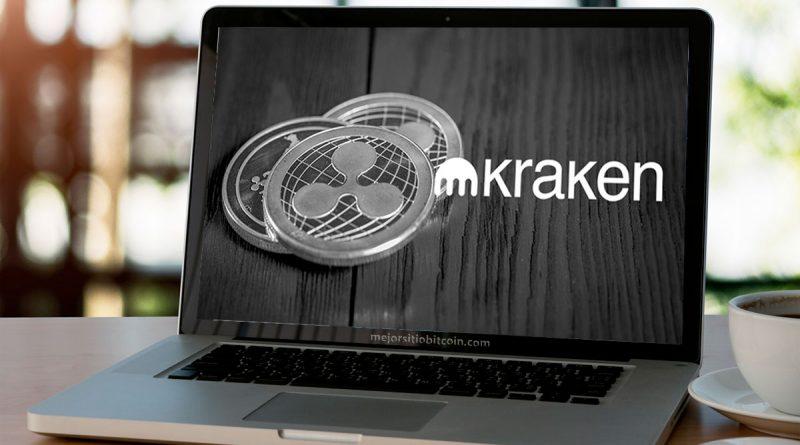Kraken detendrá el comercio de XRP para residentes de EEUU