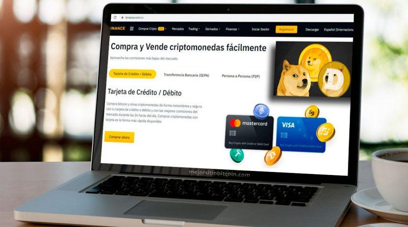 Cómo comprar Dogecoin fácil y rápido en Binance