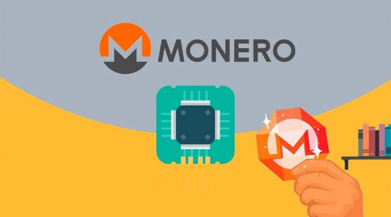 Cómo minar Monero