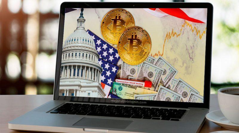 El precio del Bitcoin tocó los 51000 dólares