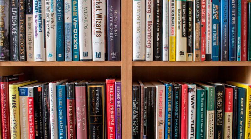 Los mejores libros de Trading de todos los tiempos The best trading books of all time