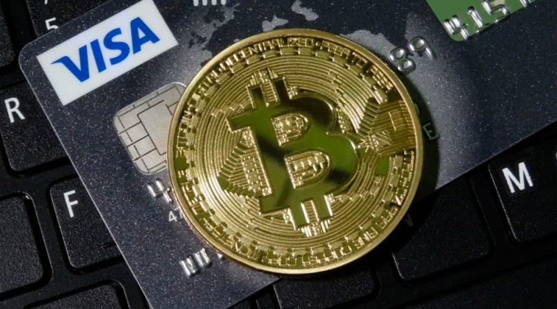 VISA permitirá el uso de criptomonedas