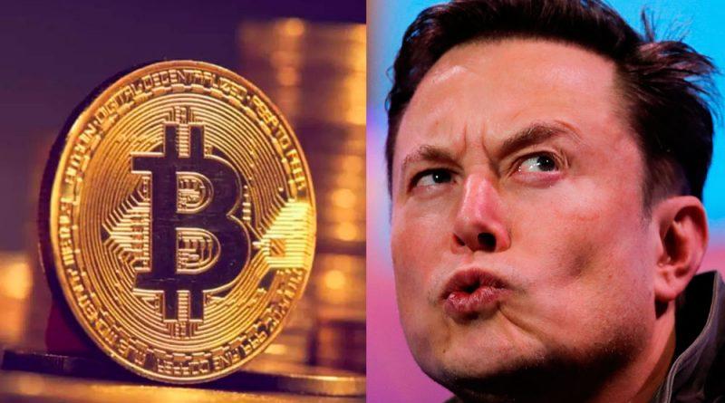 Bitcoin cayó luego de que Musk no negó que Tesla haya vendido
