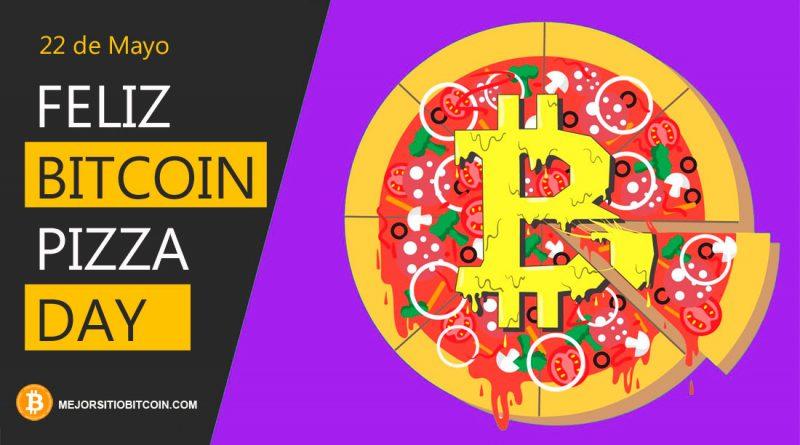22 de Mayo: El Día De La pizza Bitcoin
