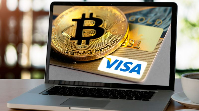 VISA y Bitcoin Visa a punto de aprobar la tarjeta de criptomonedas de una startup australiana