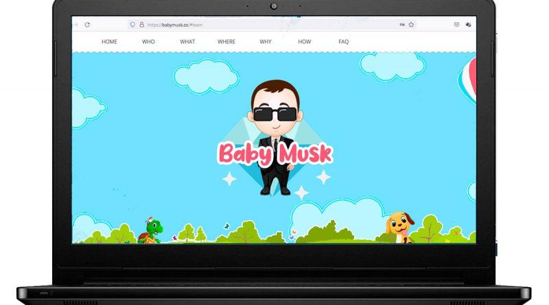 BabyMusk: una criptomoneda confiable basada en Ethereum