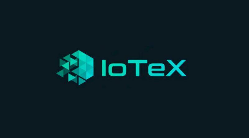 Gráfica y precio del IoTeX (IOTX)