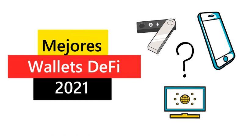 Las mejores wallets DeFi para este 2021